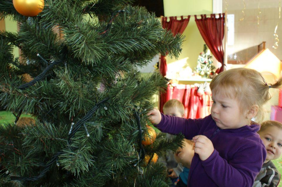 Przygotowania do Świat Bożego Narodzenia