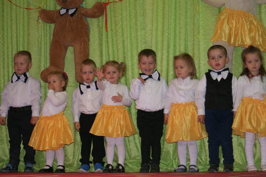 Ślubowanie przedszkolaków