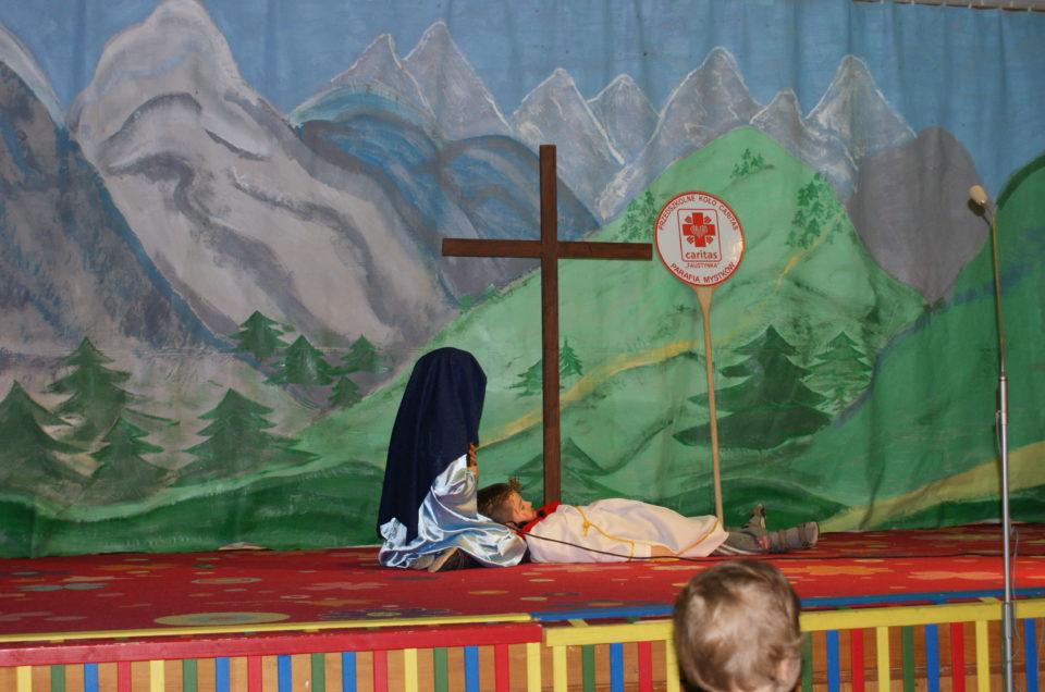 """""""Z Matką Bożą na drodze krzyżowej Pana Jezusa"""""""