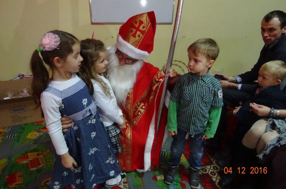 Witamy Świętego Mikołaja!