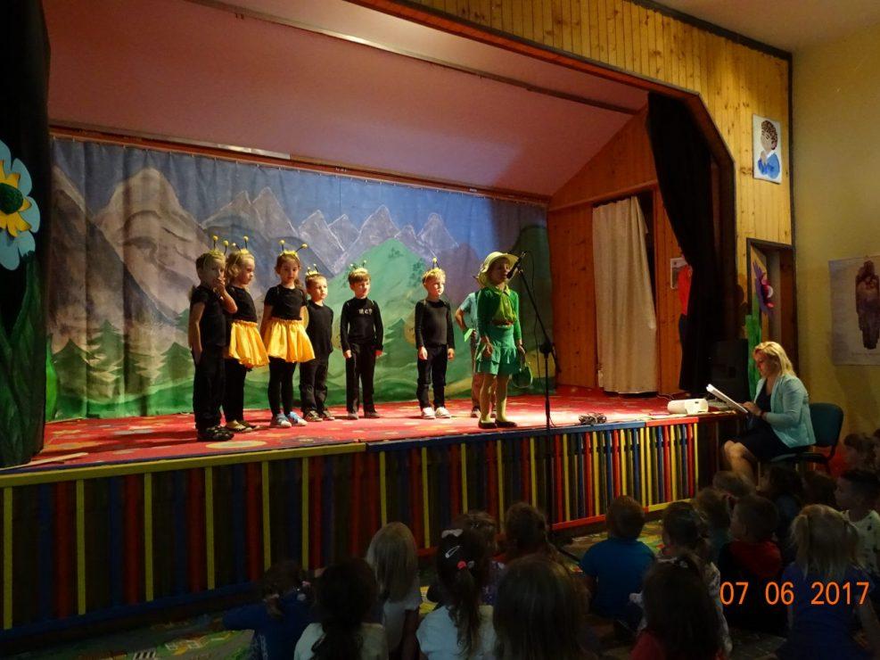 Odwiedziny dzieci i wychowawców z SOSW z Nowego Sącza