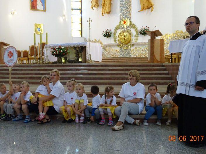 XI Zjazd Szkolnych Kół Caritas w Tarnowie