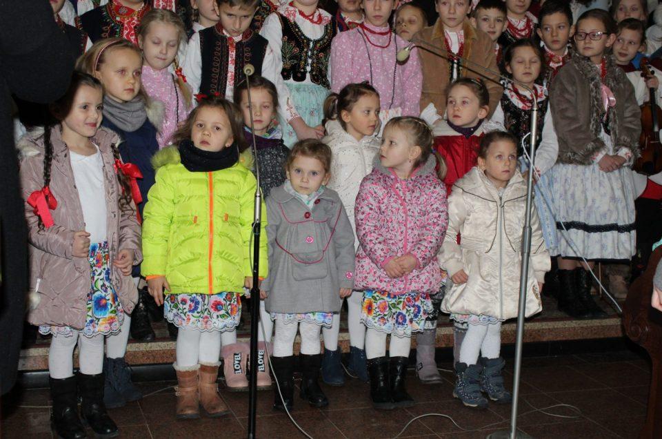 koncert kolęd w naszej parafii