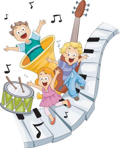 Zabawy z muzyką – rytmika
