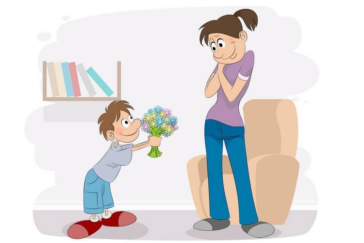 Święto mojej mamy – propozycje aktywności dla dzieci starszych (5-6 latki)