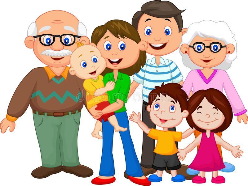 Najważniejsza jest rodzina – propozycje aktywności – dzieci młodsze (3-4 latki)