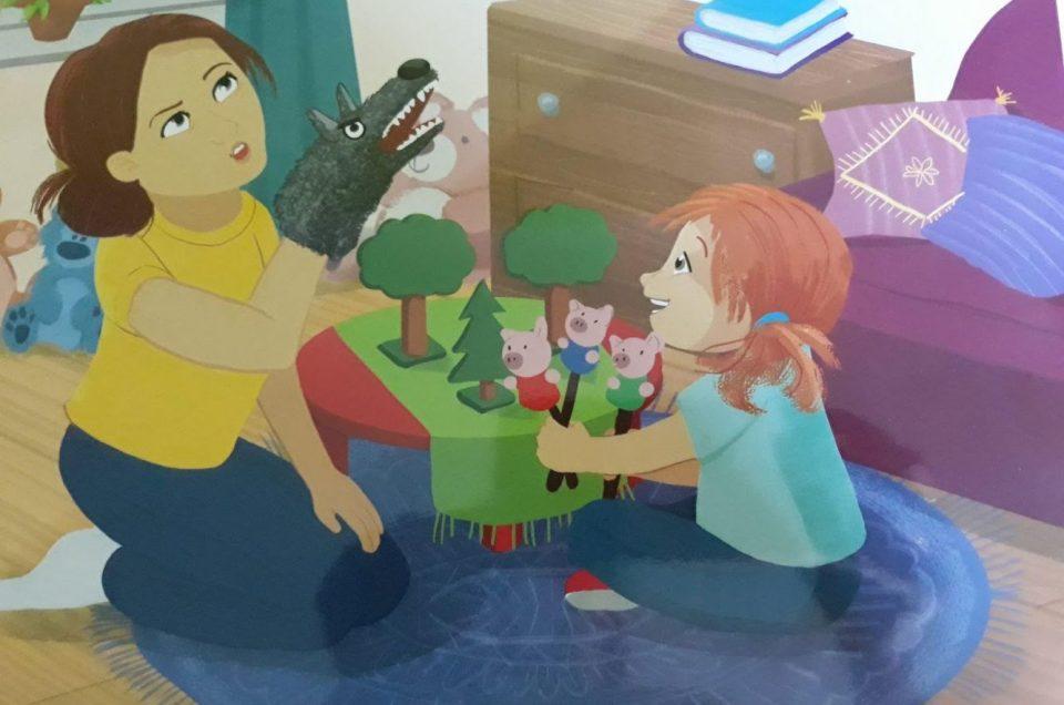 Wspólnie spędzamy czas – propozycje aktywności – dzieci starsze (5-6 latki)