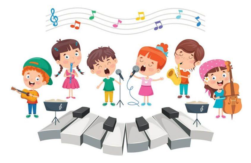 Muzyka wokół nas – propozycje aktywności – dzieci młodsze (3-4 latki)