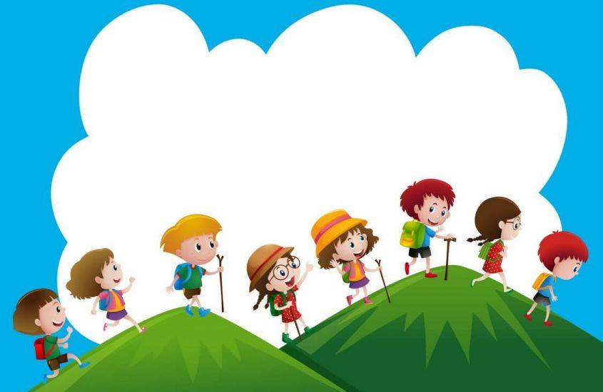 W podróży po Polsce – propozycje aktywności – dzieci młodsze (3-4 latki)