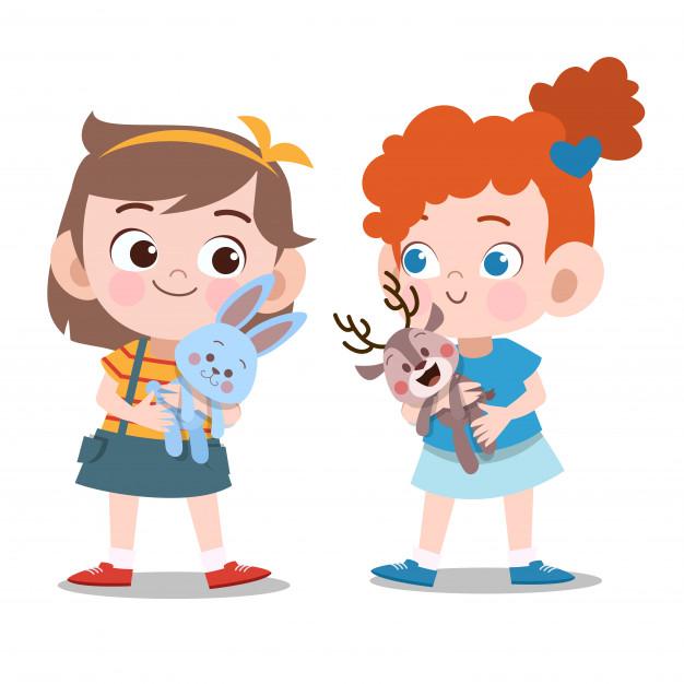 Przyjaciele – propozycje aktywności – dzieci młodsze (3-4 latki)