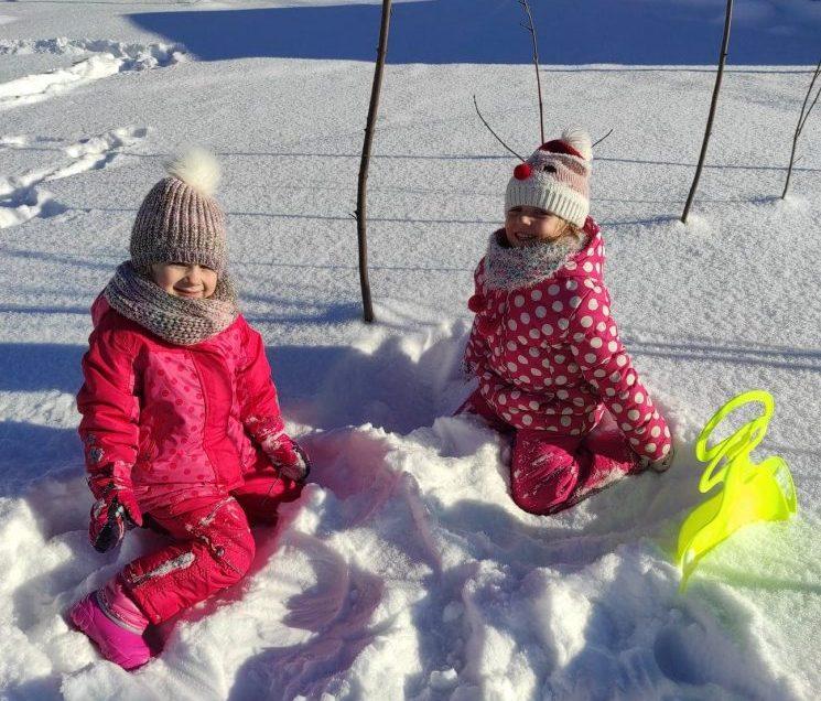 Zimowe zabawy ❄️☃️