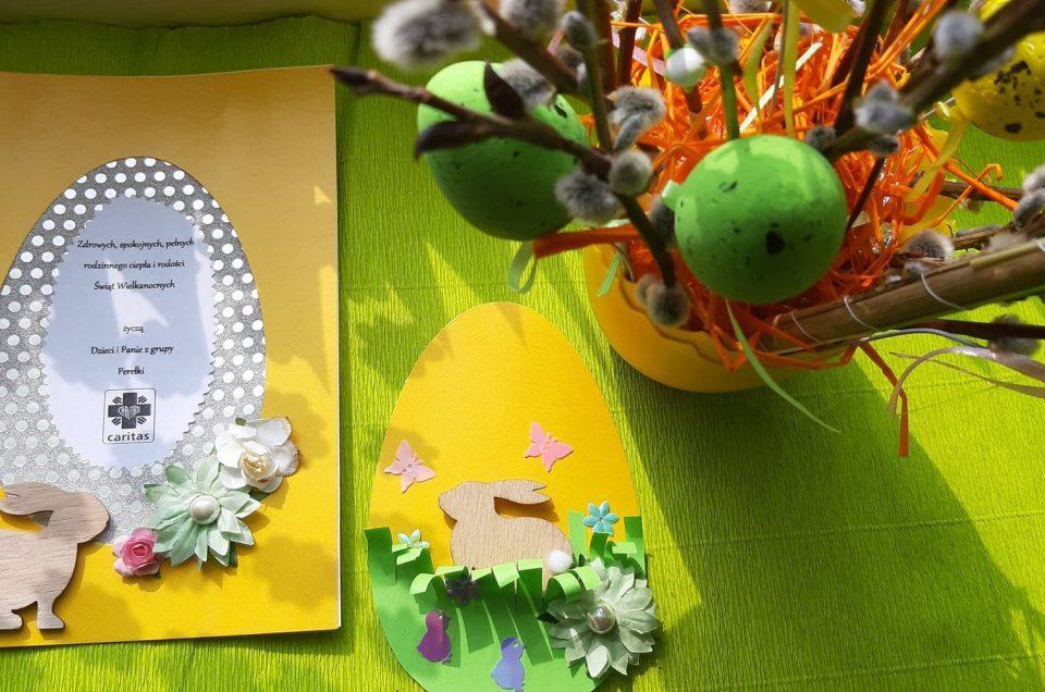Wielkanocne życzenia – Caritas