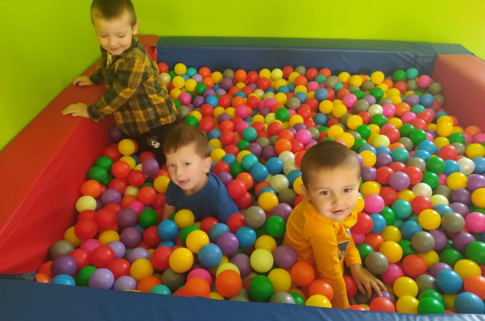 Maluszki – pierwsze dni w przedszkolu :)